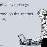 Insultare gli sconosciuti su internet? Sì, ma con stile.