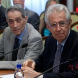 Enrico Bondi e Mario Monti <3
