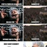 Grillo è il Fabio Volo della politica