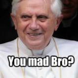 Must have religion: il Papa sbarca su Twitter