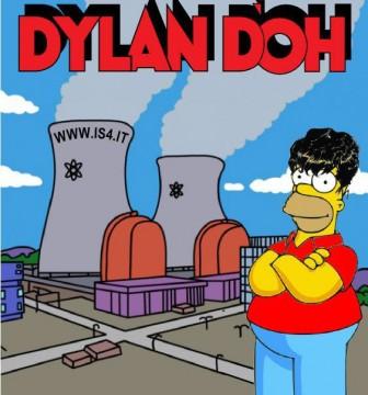 """A testimonianza del fatto che nei tempi di internet Dylan Dog non se lo caghi più nessuno, la migliore immagine """"memica"""" che ho trovato è questa."""