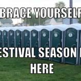 festival season