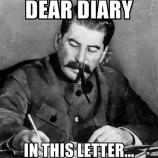 Caro diario…