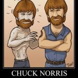 Super poteri e birra: l'epopea di Chuck Norris