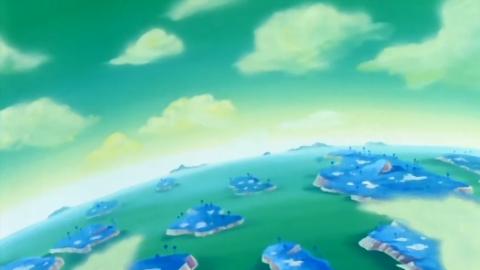 Benvenuti su Namecc, dove il cielo è verde, l'erba e blu, e la noia regna sovrana.