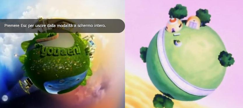 Da come potete vedere, Akira Toriyama ha scopiazzato l'idea da qualche geniale pubblicitario italiano