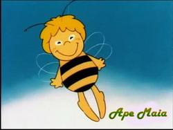 Una famosa ape degli infanti anni '90