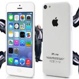 iPhone 5c e 5s : camminare scalzi sui Lego