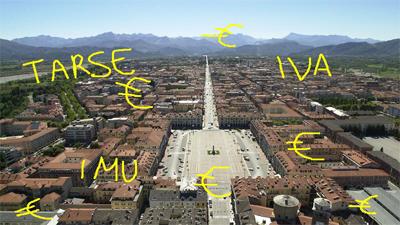 Un'immagine del mini-Cuneo fiscale
