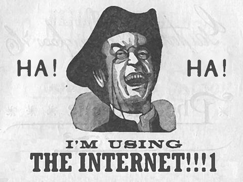 internet gente normale