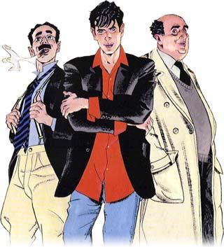 Mandare in pensione Bloch è come chiedere a Groucho di fare una battuta che faccia ridere