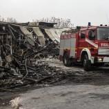 Incendio a Cinecittà, distrutta casa Grande Fratello