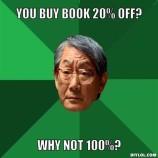 10 regole da seguire prima di acquistare un libro