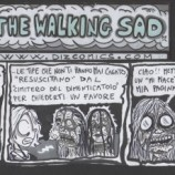 THE WALKING SAD – RAGAZZA ZOMBIE