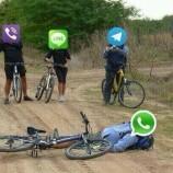 whatsapp fall
