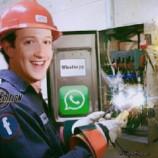 zuckerberg whatsapp blackout