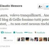 Grillo – Boldrini, storia di un grande amore