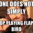 Un tweet uccide Flappy Bird