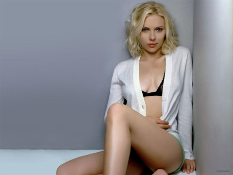 Eppure Scarlett ce lo ha un corpo...