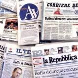 Quei bordelli del pensiero che si chiamano giornali. Piccola guida su quale quotidiano leggere.
