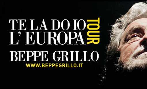 Euro, Europa, Grillo e le sue balle