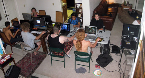 Ain't no party like a LAN party