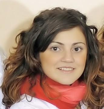 Cristina Scuccia prima di essere suora.