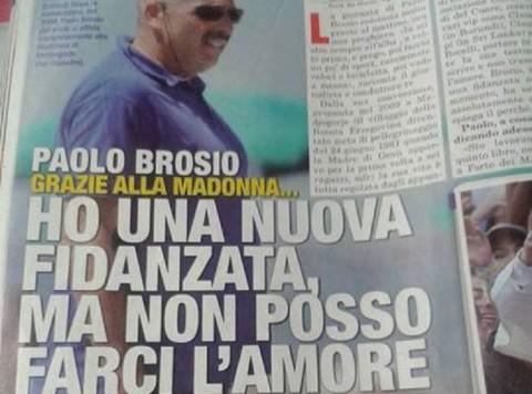 Paolo Brosio e la Fede.