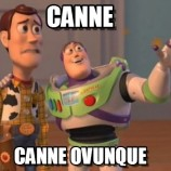 canne ovunque