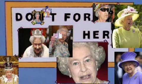 do it for the queen