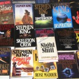 (Quasi) Ogni libro di Stephen King in 140 caratteri