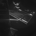 More information via the blog: blogs.esa.int/rosetta/2014/10/14/mission-selfie-from-16-km/