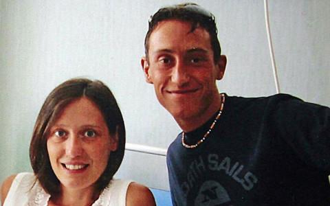 Stefano & Ilaria Cucchi.