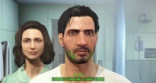 La coppia felice (per poco) al momento della creazione del nostro personaggio