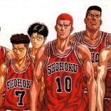 Anni '90 – Slam Dunk: liceali delinquenti molto forti a basket.