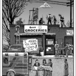 Clerks. – Poster by Tim Doyle(mrdoyle.com)