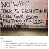 no wifi 2