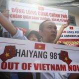 Le proteste anticinesi in Vietnam e l'espansionismo di Pechino nel Mar Cinese Meridionale