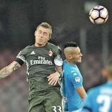 La Serie A di IMDI, 2° giornata: Cesar ti vuole morto, Kucka affettuoso