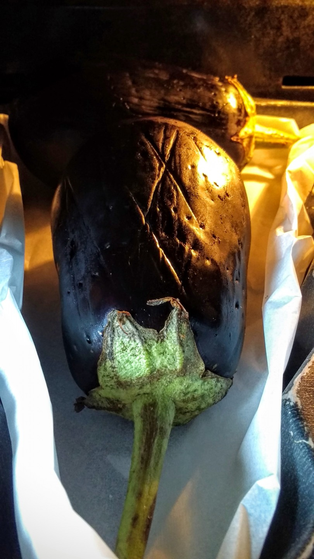 Non preoccupatevi se saranno vicine alle resistenze, la melanzana è naturalmente molto ricca d'acqua e difficilmente rischierete di bruciarla.