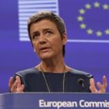 EU Commissioner for Competition Margrethe Vestager press statement