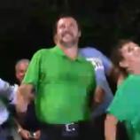 Matteo Salvini diventa sempre più brutto