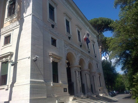 Villa Lubin, sede del C.N.E.L.