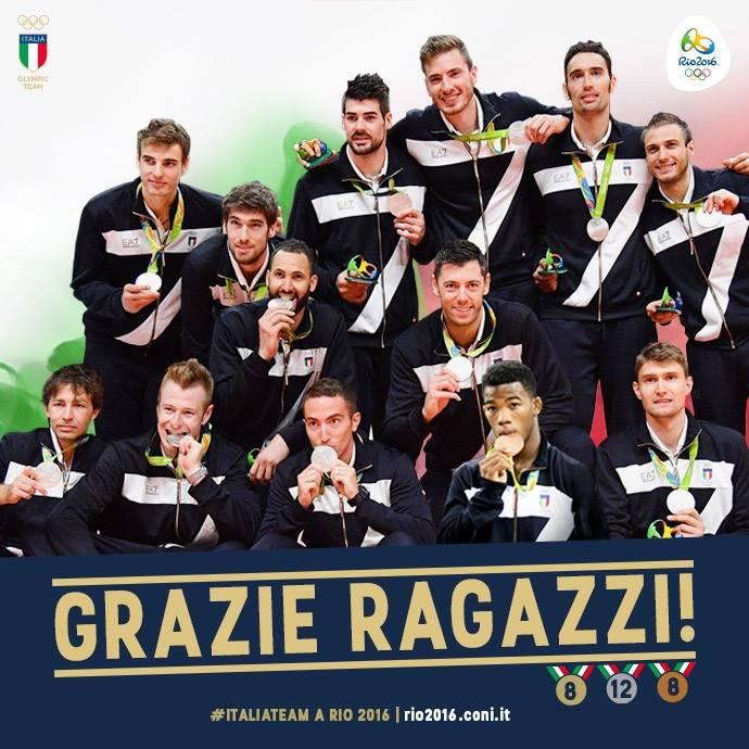 Medagliati italiani.
