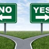 Referendum: cosa votare?