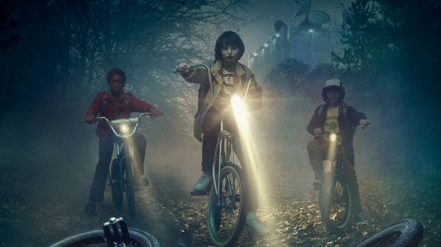 Stranger Things: Welcome Back 80's