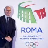 Presentazione logo Roma 2424
