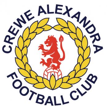 Il logo del team - FOTO: pagina ufficiale Facebook Crewe Alexandra FC