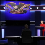 First Presidential debate