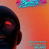 Sesso, morte, liberazione: I Wild Beasts arrivano a Milano